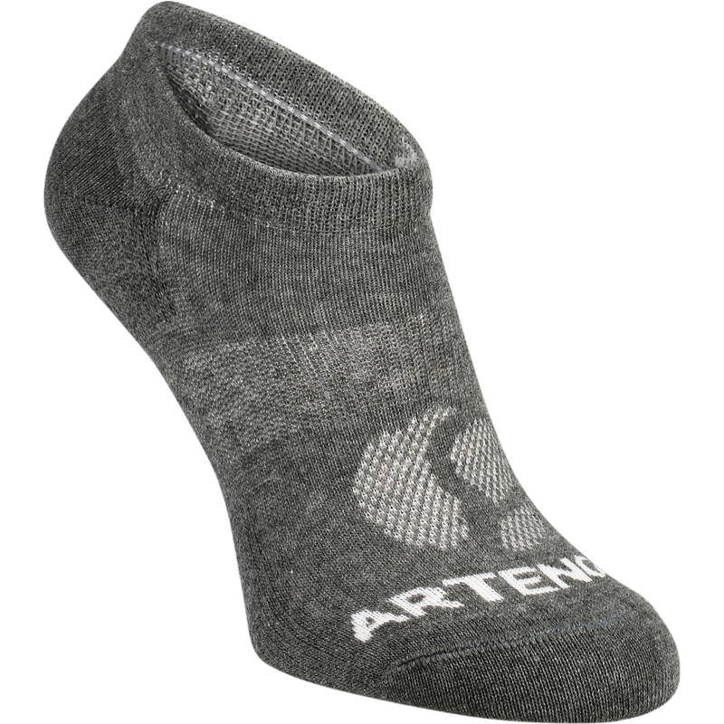 RS 160 Low Sport Socks 3-Pack - Dark Grey