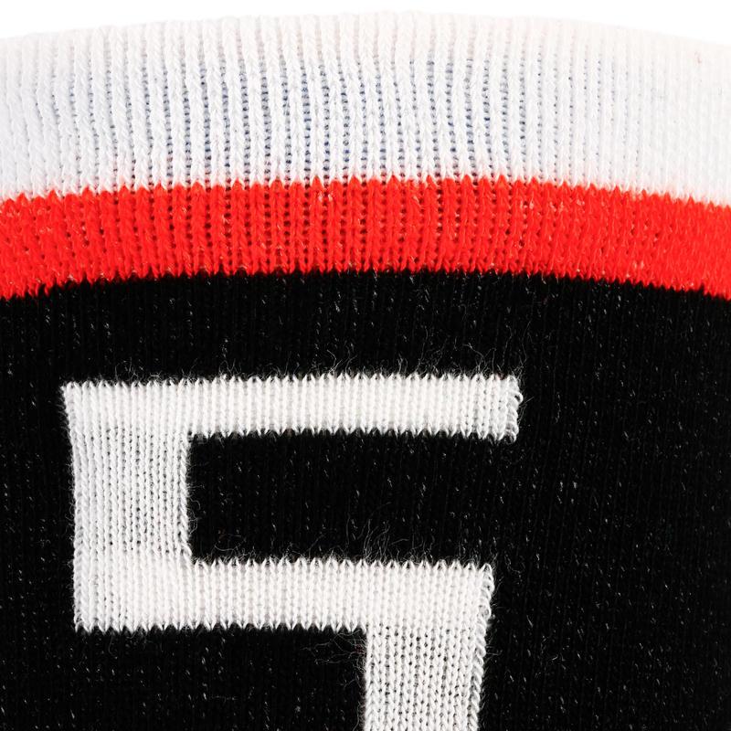 Gói 3 đôi tất thể thao cổ cao RS160 Score - Đen