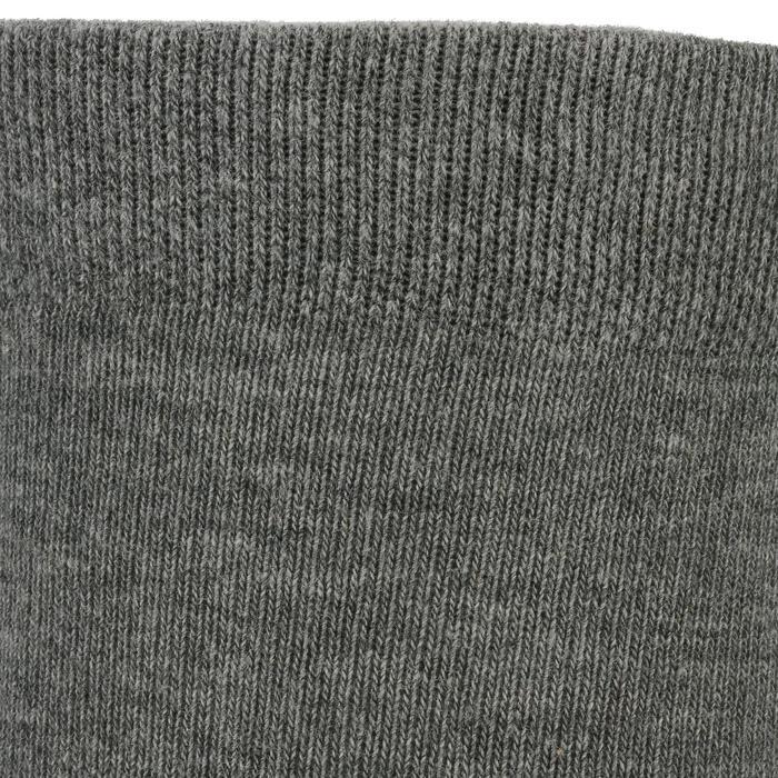 High Tennis Socks RS 160 Tri-Pack - Grey