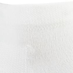Mid-High Tennis Socks RS 160 Tri-Pack - White