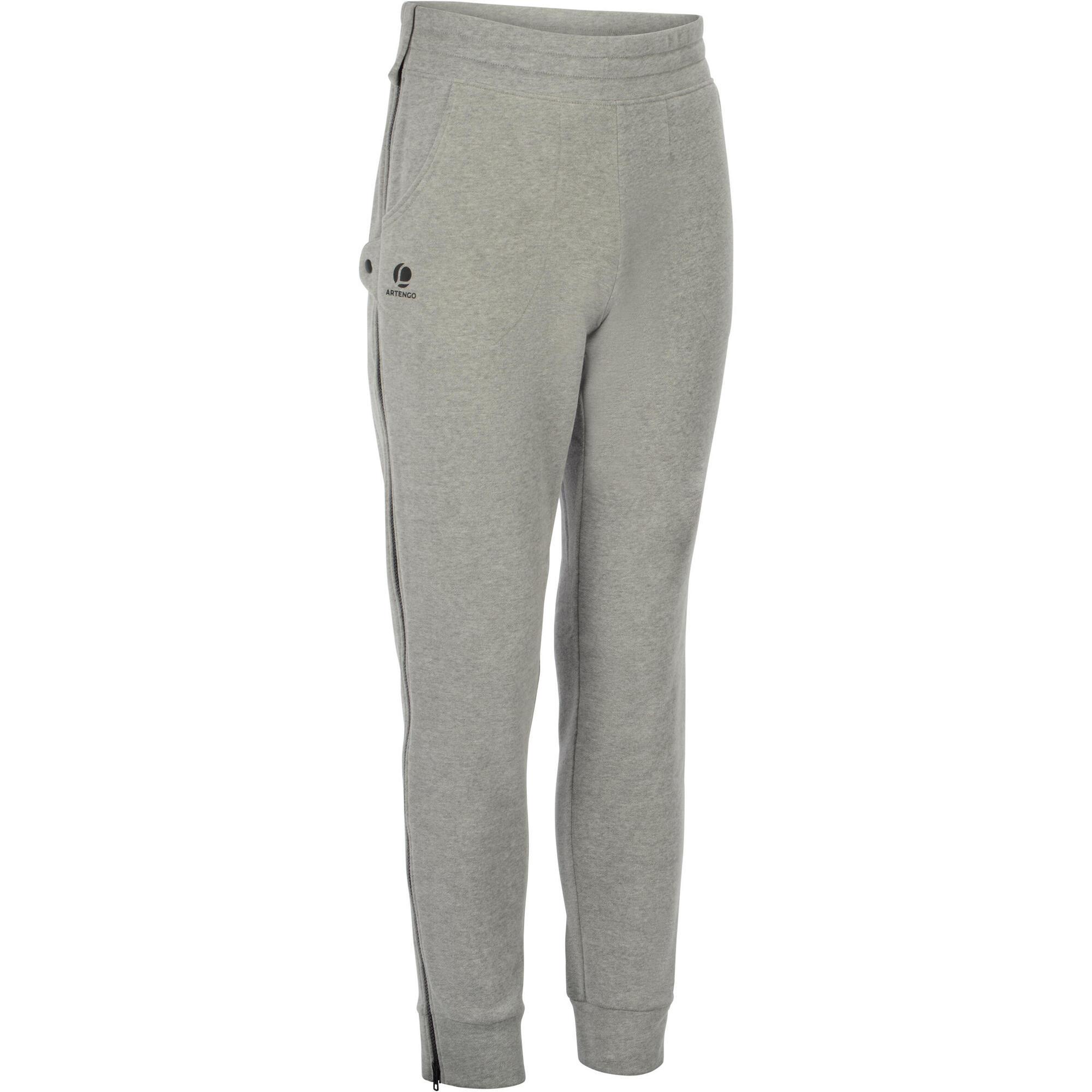 pas cher pour réduction e4611 10685 Pantalons - PANTALON ZIPLAYER HOMME GRIS CLAIR