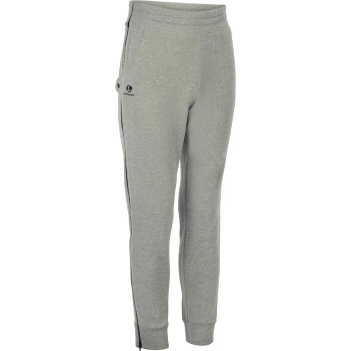 Ziplayer長褲- 淺灰色