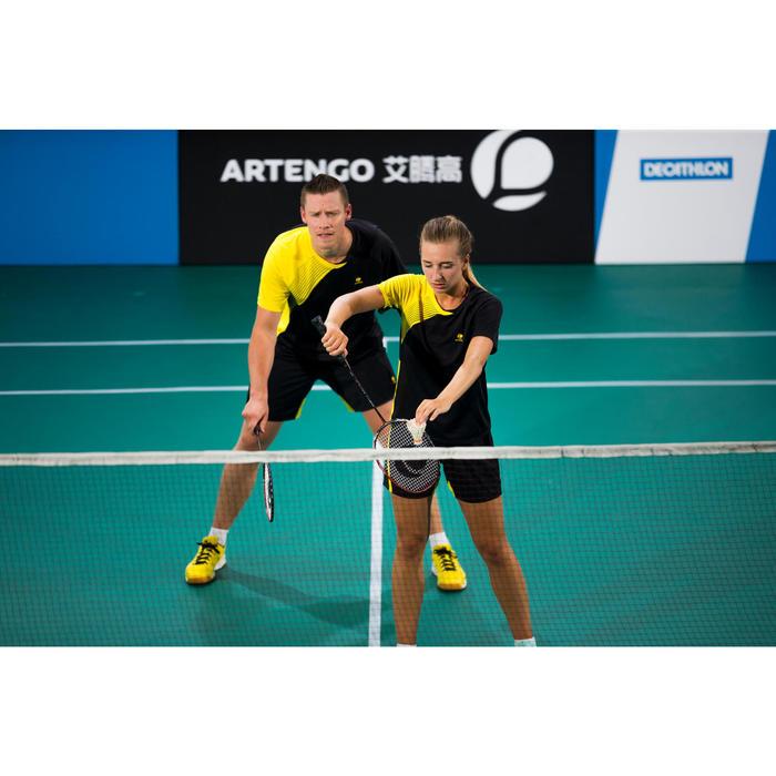 Badmintonschläger BR 810 dunkelrot