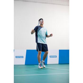 Badmintonschläger BR810 dunkelblau