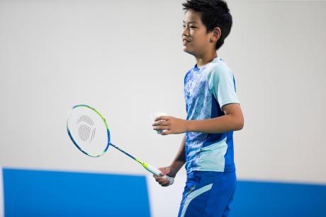 bienfait du badminton