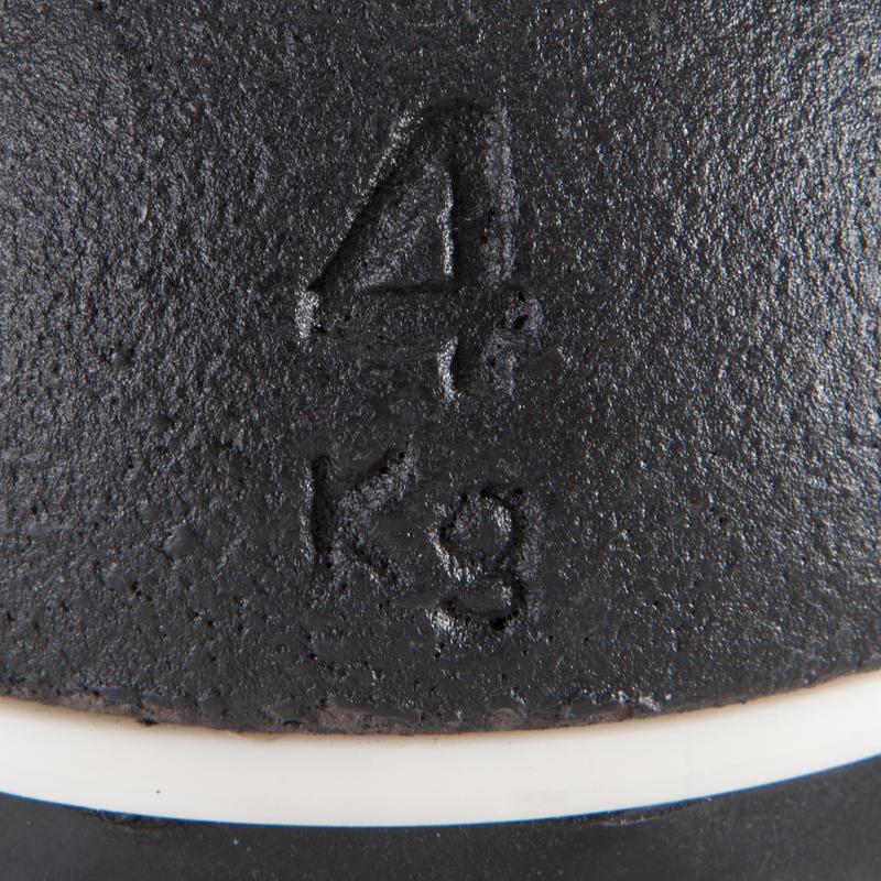 Kettlebell 4 kg - Black