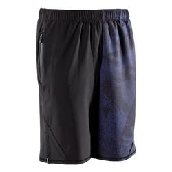 Short crosstraining 500 heren blauw