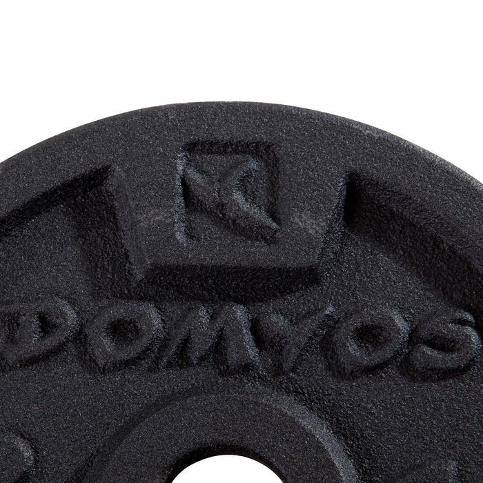 Kit haltères musculation 10 kg - 1248557