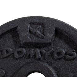 Halterset voor krachttraining 20 kg