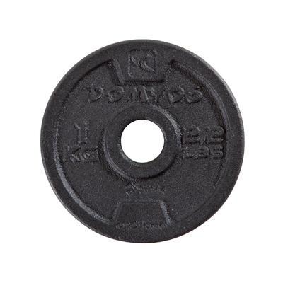 Набір гантелей для силових тренувань, 10 кг