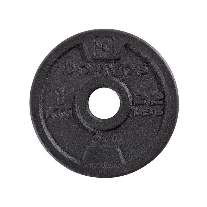 Kit haltères musculation 10 kg - 1248586