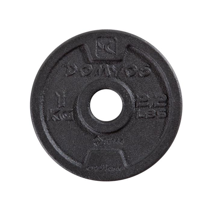 Kit mancuernas musculación Domyos 20 kg