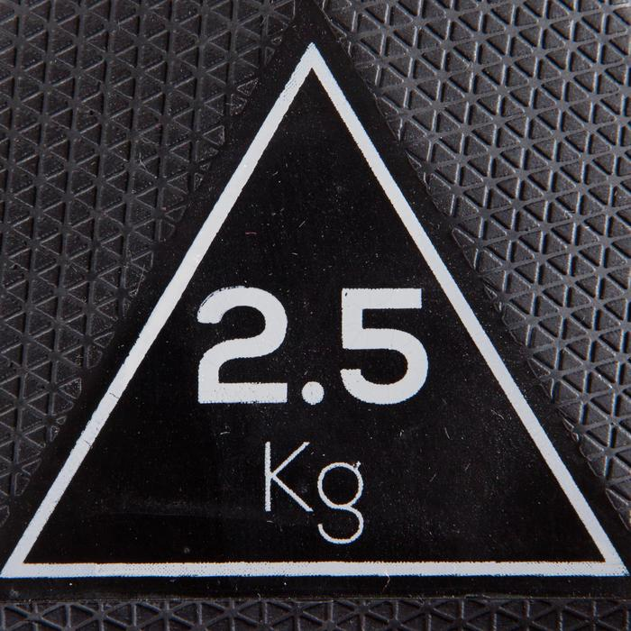 MANCUERNA HEX DUMBBELL 2,5 KG