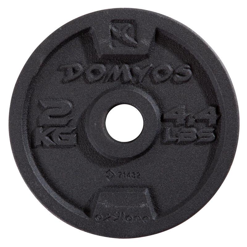 Kit haltère 10 kg musculation