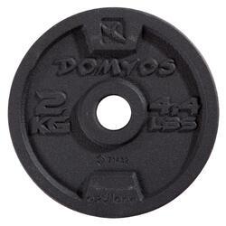 Halterset 10 kg krachttraining