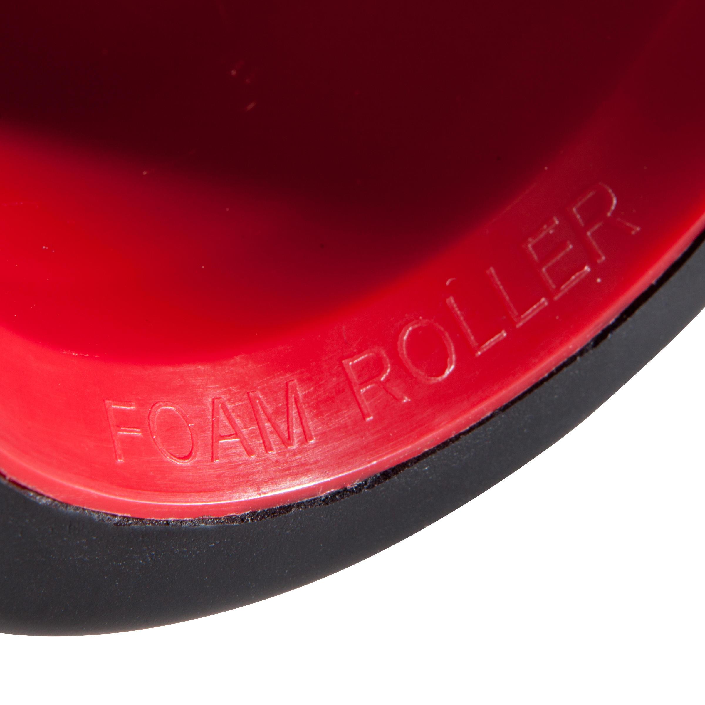 Hard Foam Roller Self-Massage