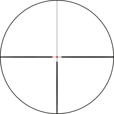 Rifle Telescopic Sight 1.5 - 6 x 42