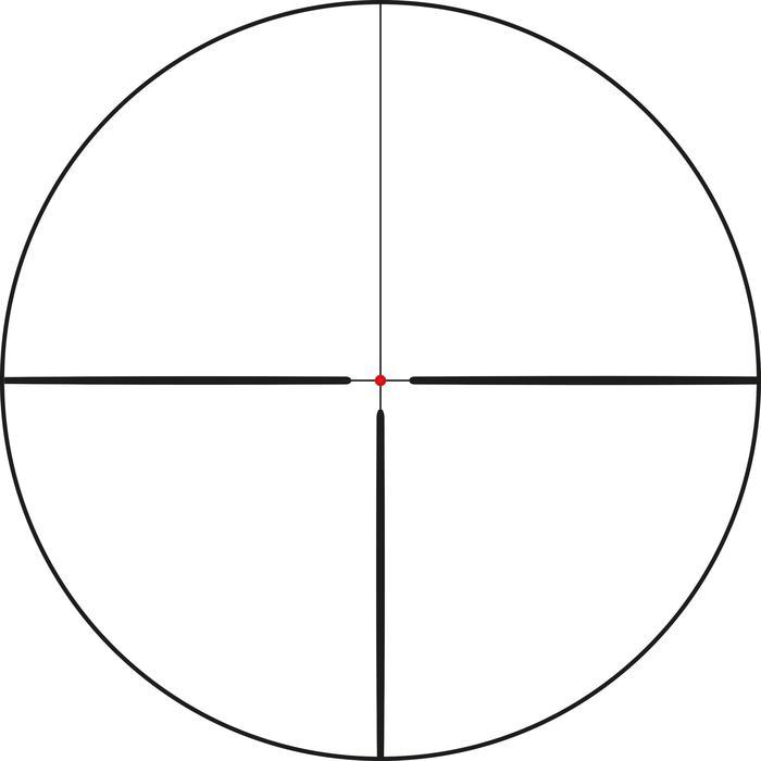 Richtkijker voor jachtkarabijn 3-12x50