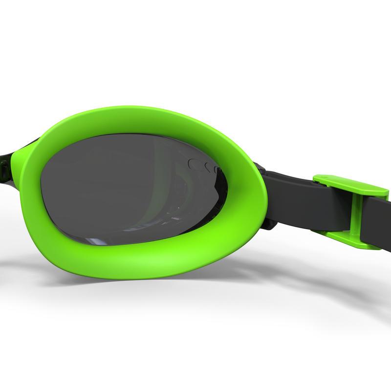 Lentes de natación B-FIT Negro Verdes