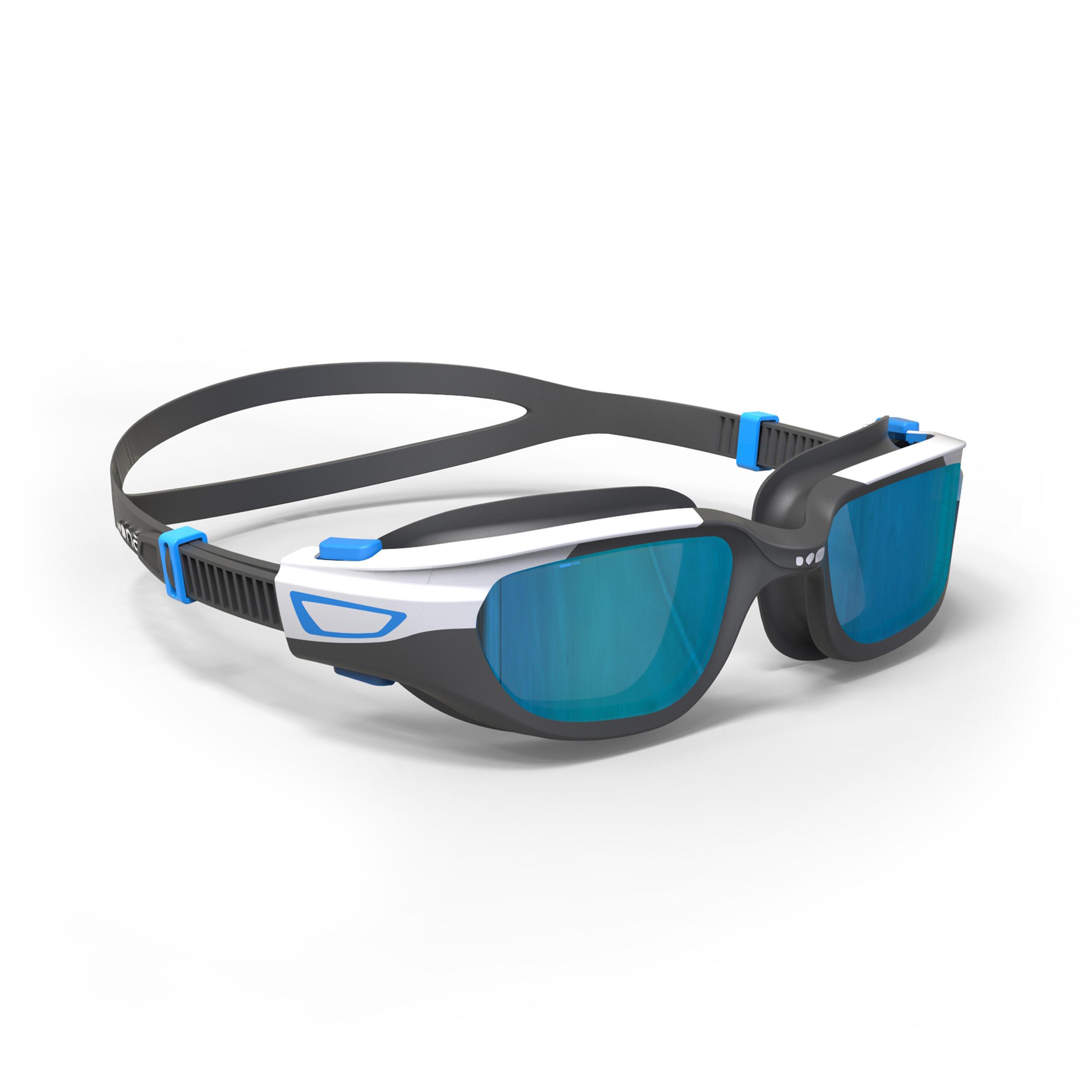 goggles natación negros SPIRIT talla CH espejo