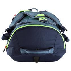 Sporttas Away 30 liter zwart/blauw/geel