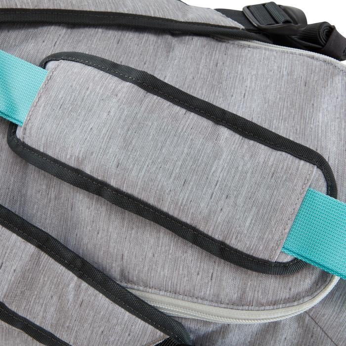 Sporttas Away 30 l grijs smaragdgroen