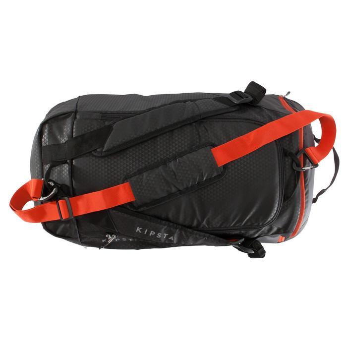 Teamsporttas Away 50 liter grijs/rood