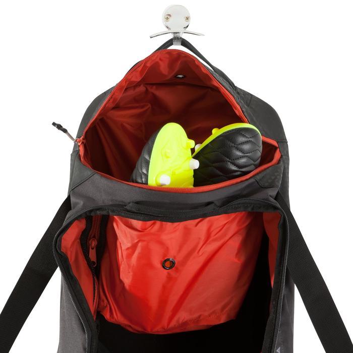 Sporttas Away 30 liter zwart/grijs/rood