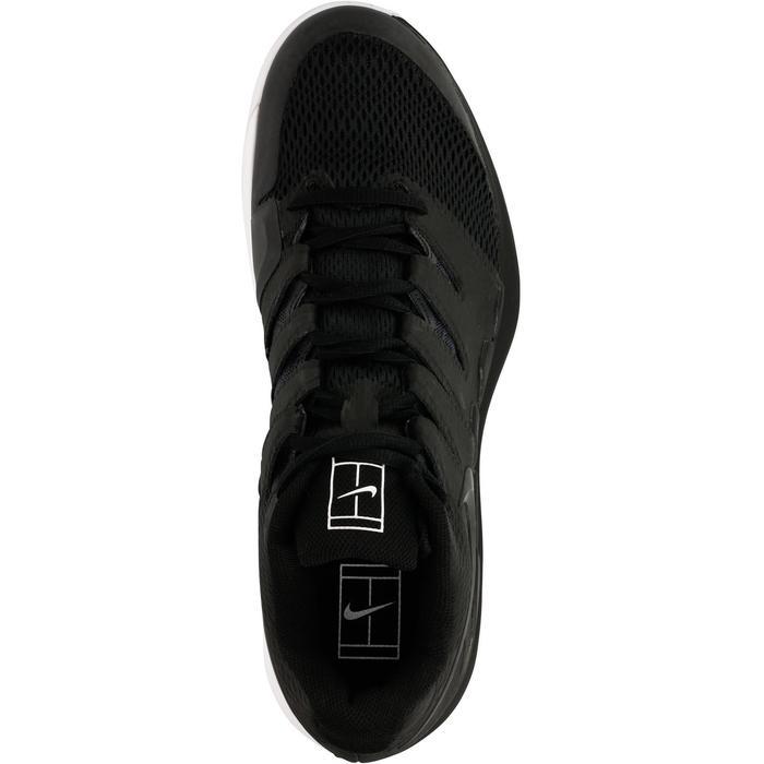 Tennisschuhe Air Zoom Vapor 10 Multicourt Herren schwarz