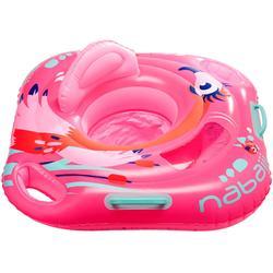 Schwimmsitz Flamingo mit Fenster und Griffen 11-15 kg Baby
