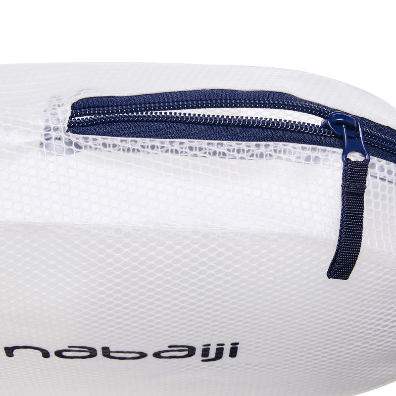 7L Waterproof Swimming Pouch - Blue White
