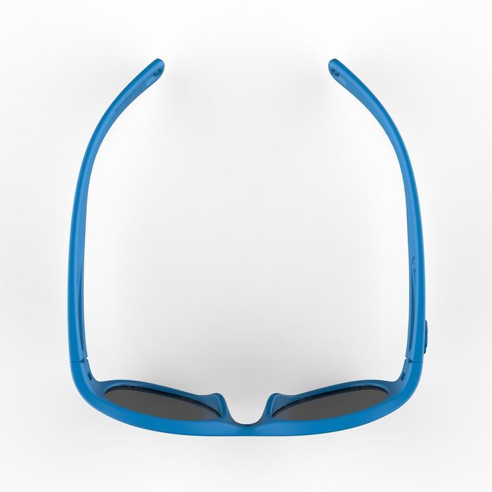 Gafas de sol senderismo niños 2-4 años MH K 100 azul categoría 3