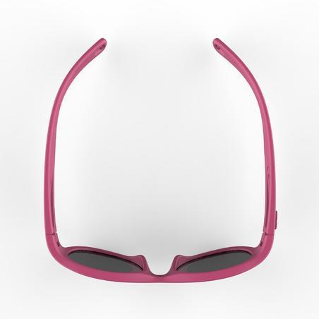 Сонцезахисні окуляри K100 для гірського туризму, кат. 3 - Рожеві