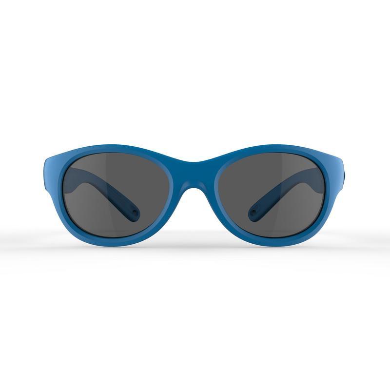 MH K100 Category 3 Kids' Hiking Sunglasses (3-5 years) - Blue