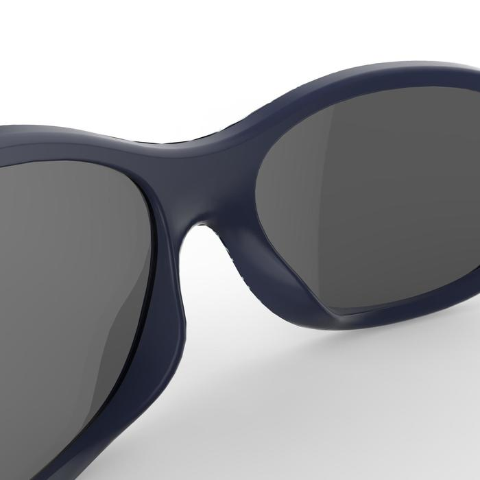 Sonnenbrille Wandern MH120 Kategorie4 Kleinkinder 2-4 Jahre blau