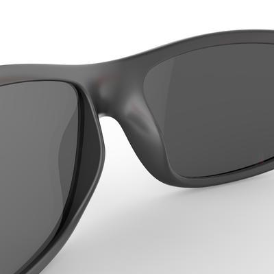 Дитячі сонцезахисні окуляри MH T 500 для хайкінгу категорії 4, 7-10 років - Сірі