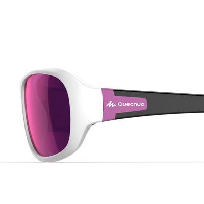 نظارة شمس للأطفال للتنزه MH T500 سن 8-10 سنوات الفئة 4 - White