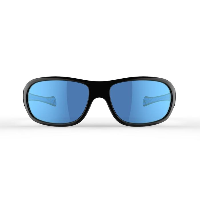 Lunettes de soleil randonnée enfant 7-10 ans MH T 500 bleues polarisantes CAT3 - 1249599