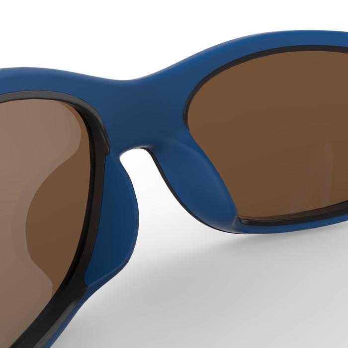 Gafas de sol de senderismo niños 4-6 años MH K 900 azul/negro categoría 4