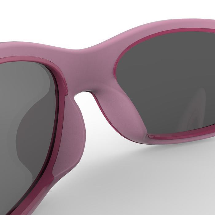 兒童款濾鏡分類4健行太陽眼鏡(適合5到6歲兒童使用)MH K140-粉紅色