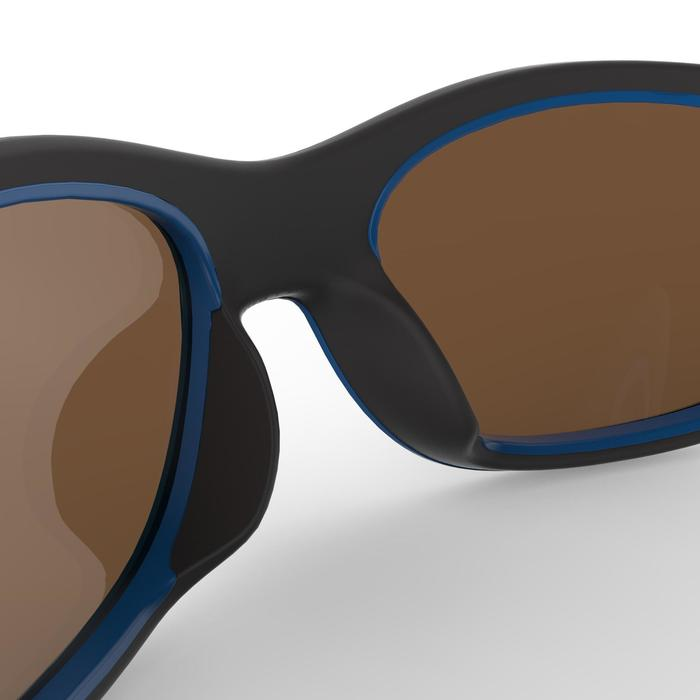 Zonnebril trekking voor kinderen 4-6 jaar MH K 900 blauw / oranje categorie 4