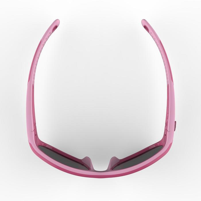 Gafas de sol de senderismo júnior 5-6 años MH K140 rosa categoría 4
