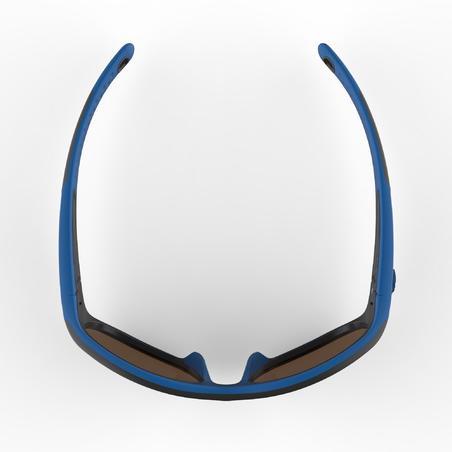Children's Category 4 blue/black MH K140 hiking sunglasses (5-6 years)