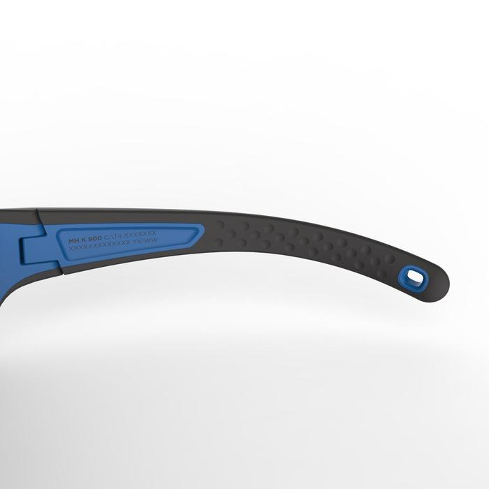 MH K 900 Children Hiking Sunglasses 4-6 Year Old Category 4 - Blue/Orange