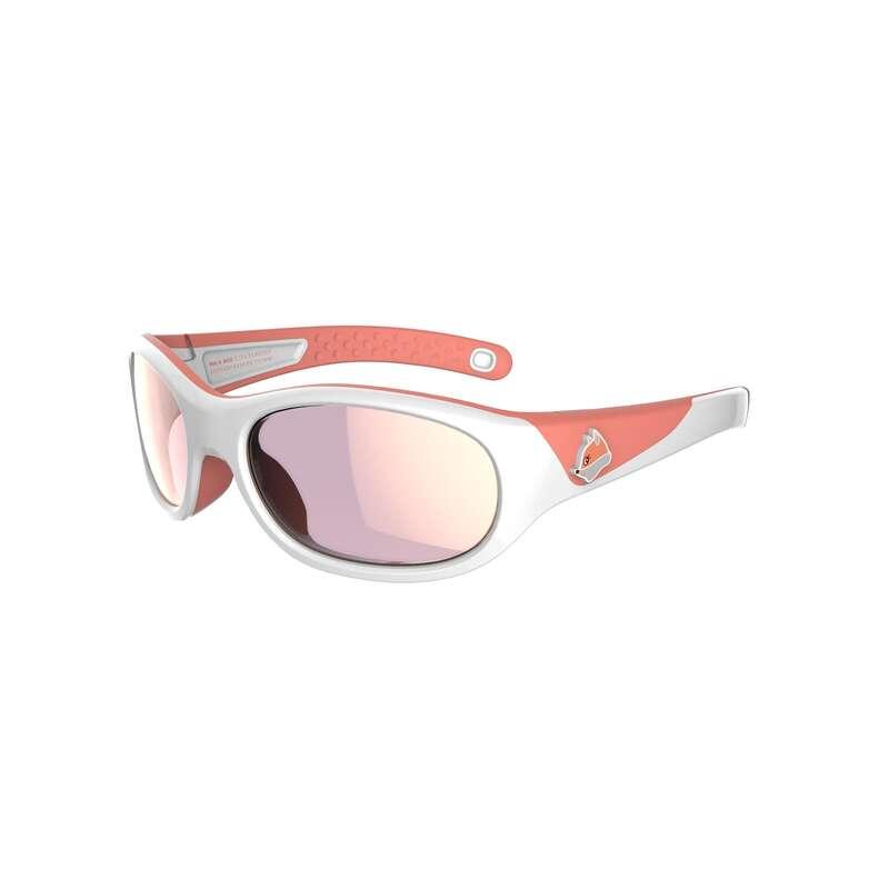 ÓCULOS DE CRIANÇA Óculos de Sol, Binóculos - ÓCULOS SOL CAMINHADA MH K140  QUECHUA - Óculos de Sol Desportivos Adulto