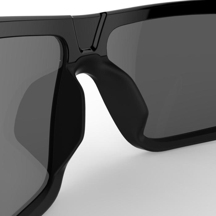 Sonnenbrille Wandern MH530Kategorie 3 Erwachsene schwarz/blau