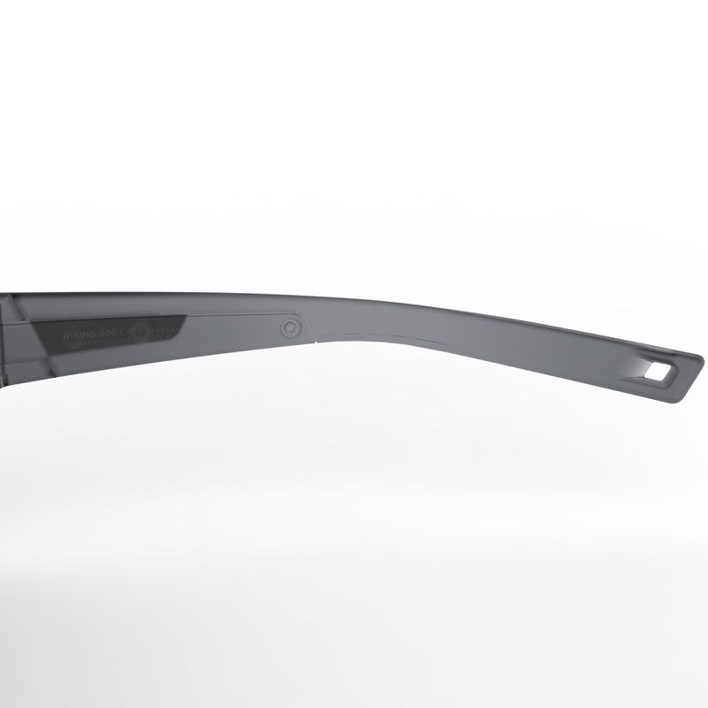 Hiking Sunglasses MH530 Category 3 - Grey & Green
