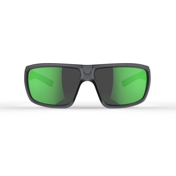 Sonnenbrille Wandern MH530Kategorie 3 Erwachsene grau