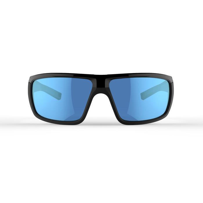 Sonnenbrille MH530 Kat. 3 Erwachsene schwarz/blau