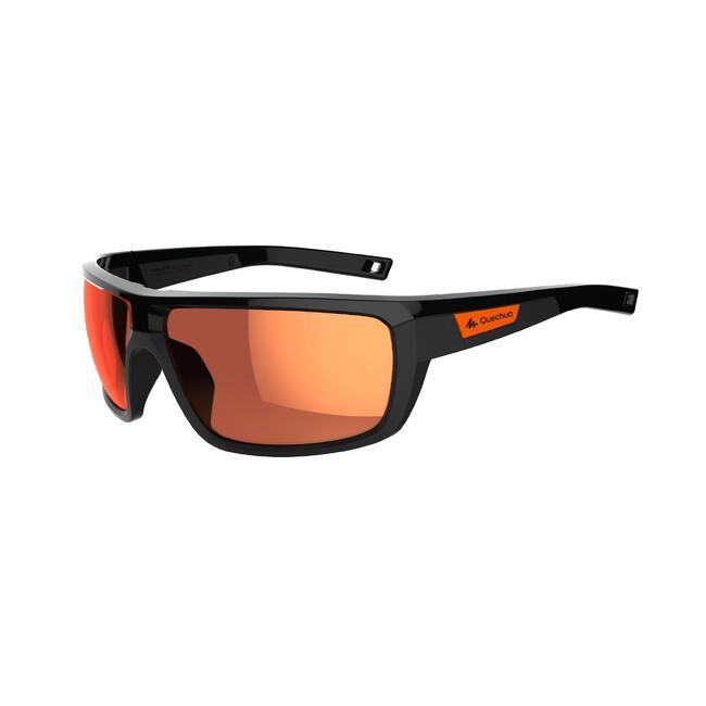 Sunglasses MH530 Cat 3 - Black/Red